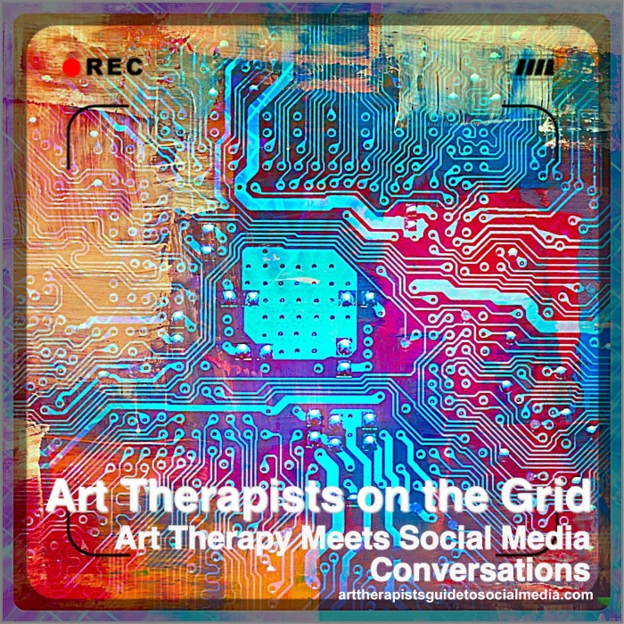 Art Therapists on the Grid Convo Series | Art Therapist's Guide to Social Media